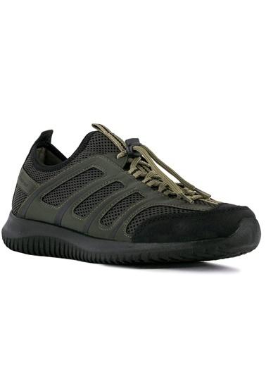Slazenger Slazenger Absolut I Sneaker Erkek Ayakkabı  Haki